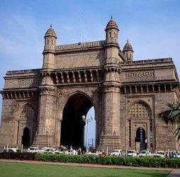 Ворота Индии и их историческое значение