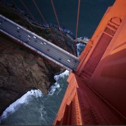 «Золотые Ворота» - самый известный мост самоубийств