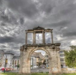 Попечительство над аркой
